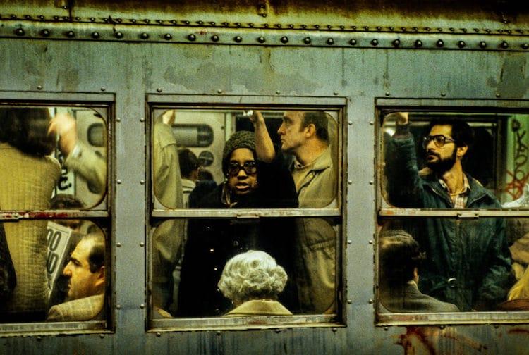 Metro de Nueva York en los años 80