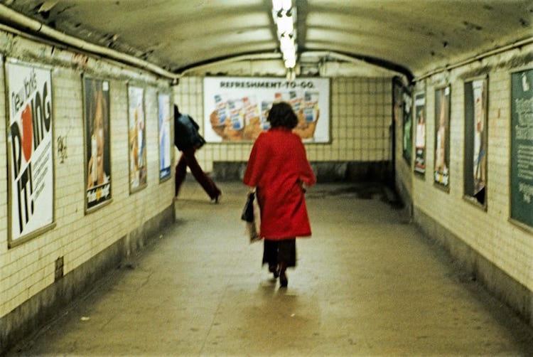 Metro de Nueva York por Willy Spiller
