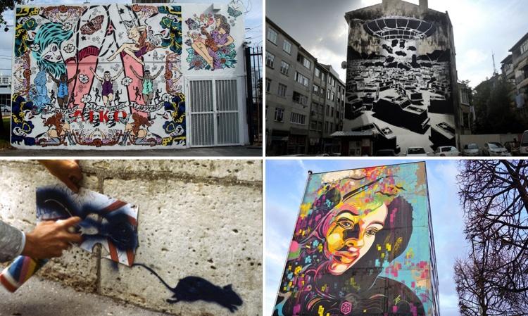 History of Stencil Art