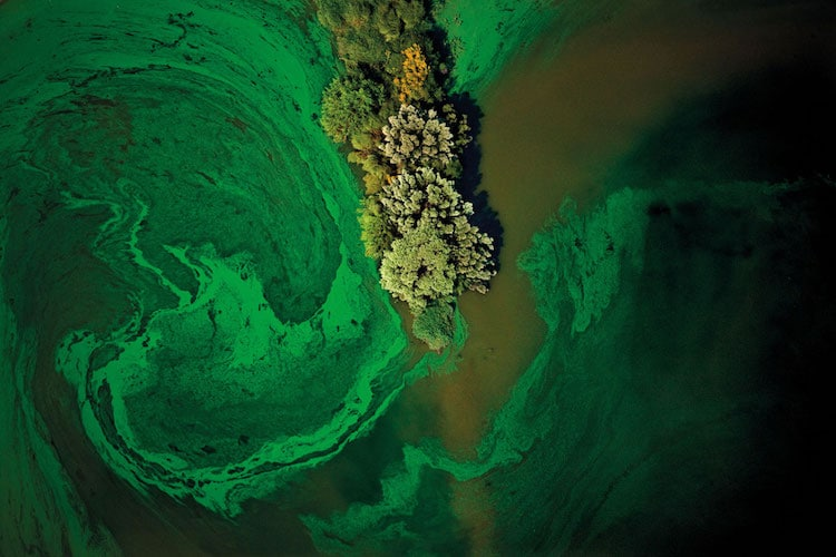 j henry fair aerial photography industrial waste