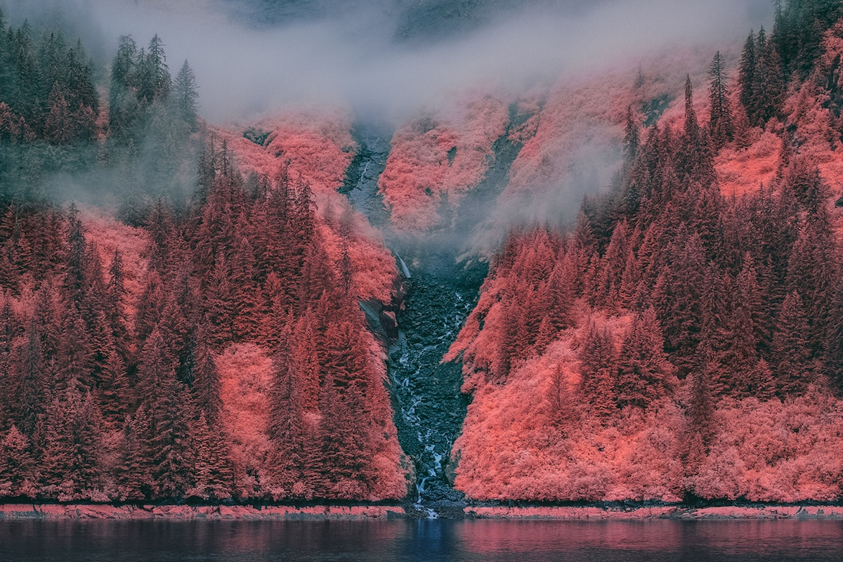 Infrared Photography Filters