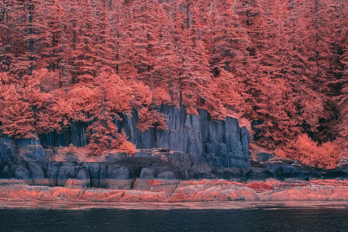 Infrared Landscape Photography