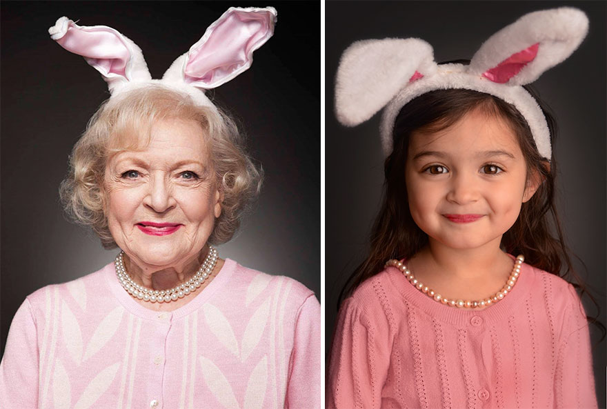 Inspirational Photos of 3-Year-Old Girl Dressed Up as ...