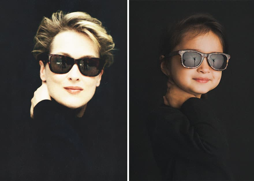 Inspirational Photos of Female Role Models Scout Penelope