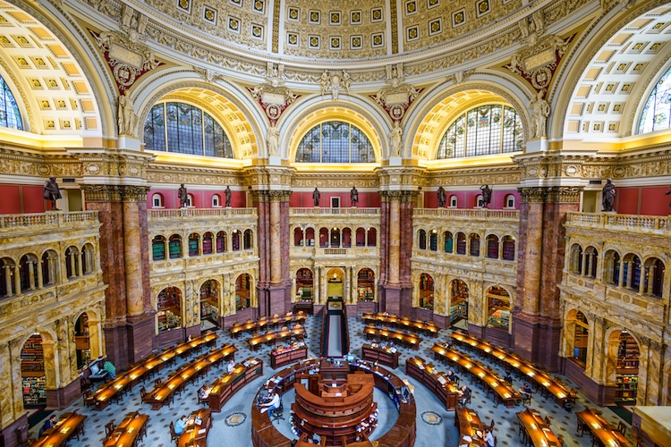 library of congress data release