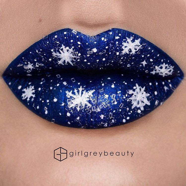 Makeup Artist Transforms Her Mouth Into Mesmerizing Lip Art