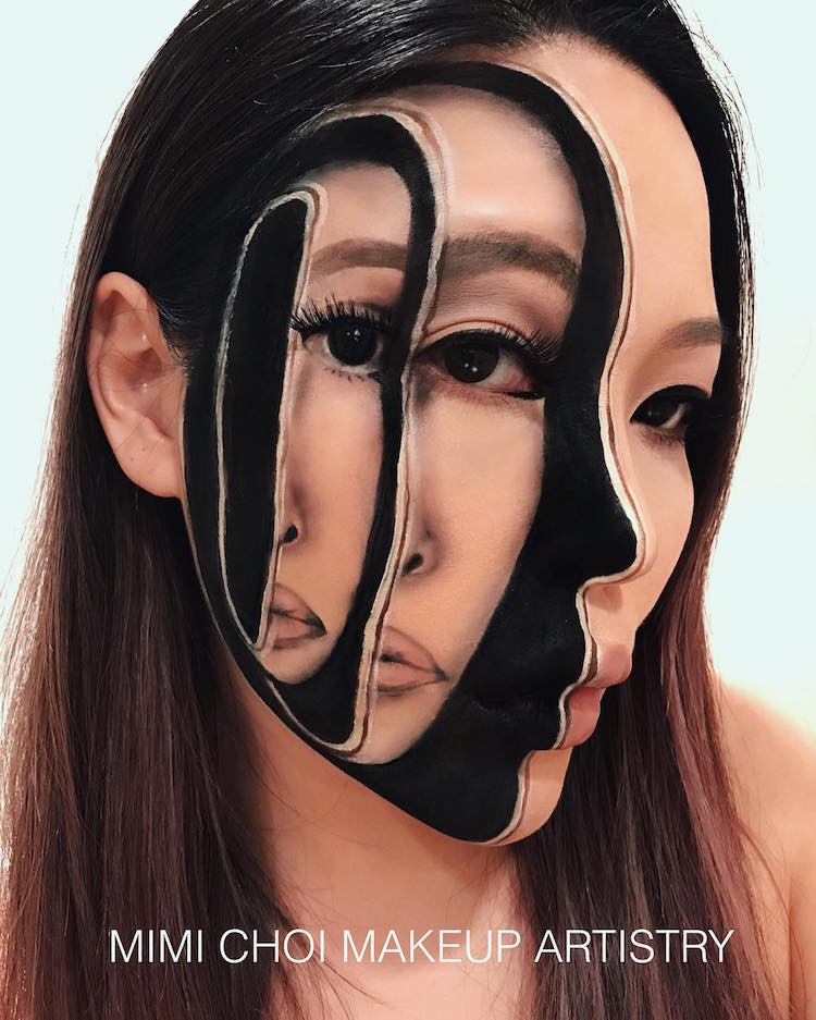 Mimi Choi makeup illusions