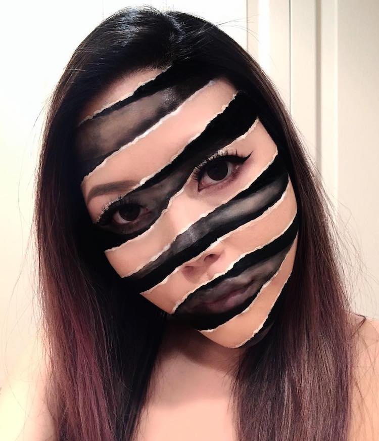 Mimi Choi makeup illusions