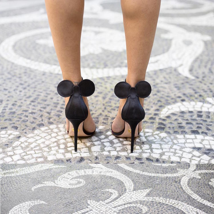 3f31dba0361 Minnie Mouse Shoes Add a Magical Touch to Disney-Inspired Outfits