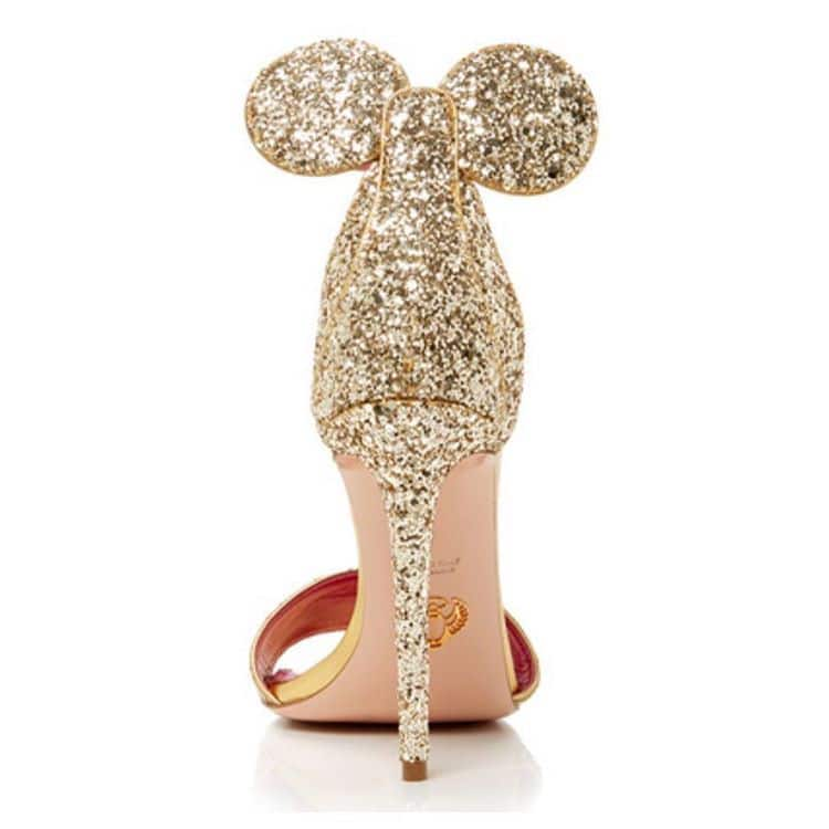 Mickey Mouse Shoes Heels