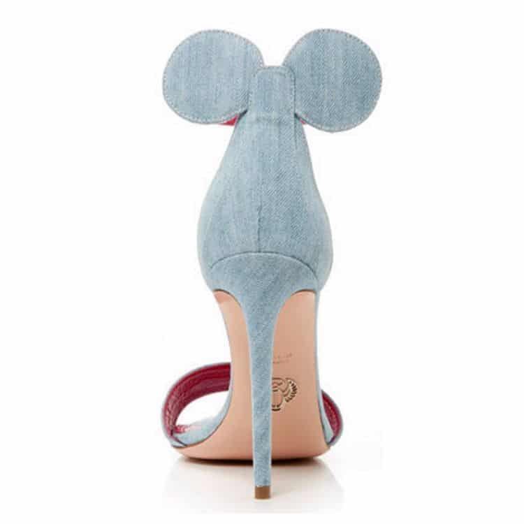 eb16aa354f Minnie Mouse Shoes Add a Magical Touch to Disney-Inspired Outfits
