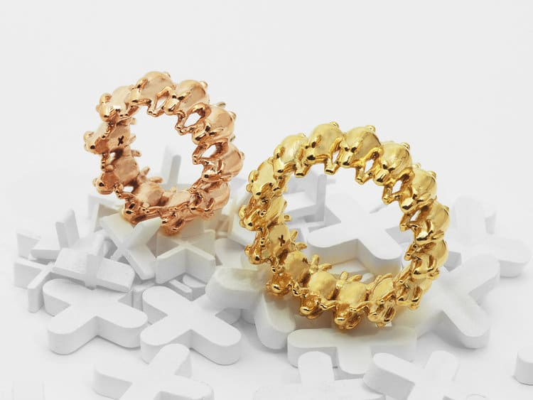 3D Printing in Jewelry
