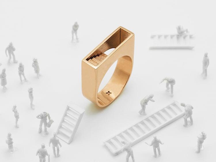 3d Printed Jewelry Design