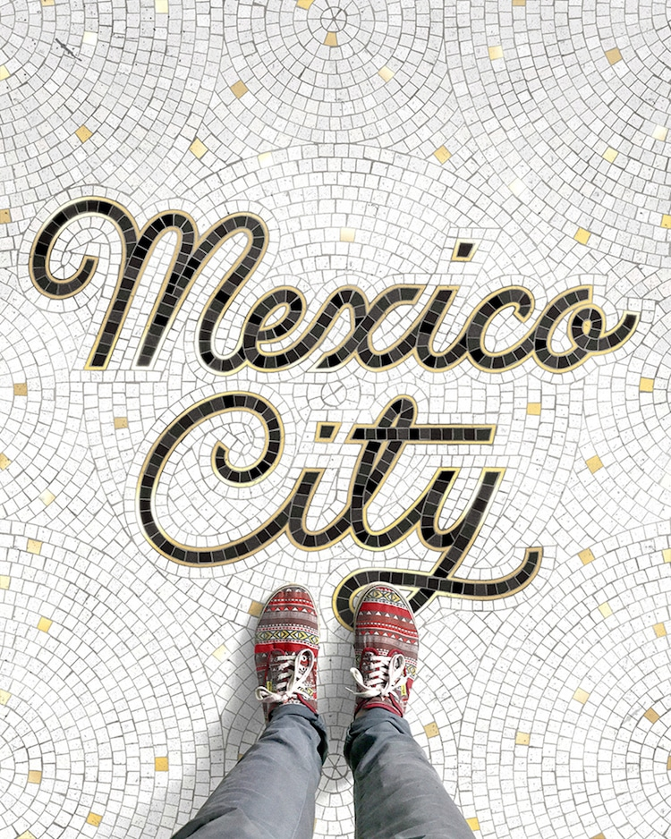Mosaic Art Fauxsaics Digital Art Typography Nick Misani Travel