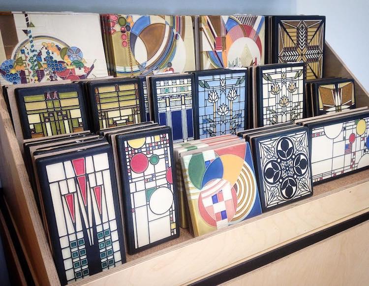 Motawi Art Tiles