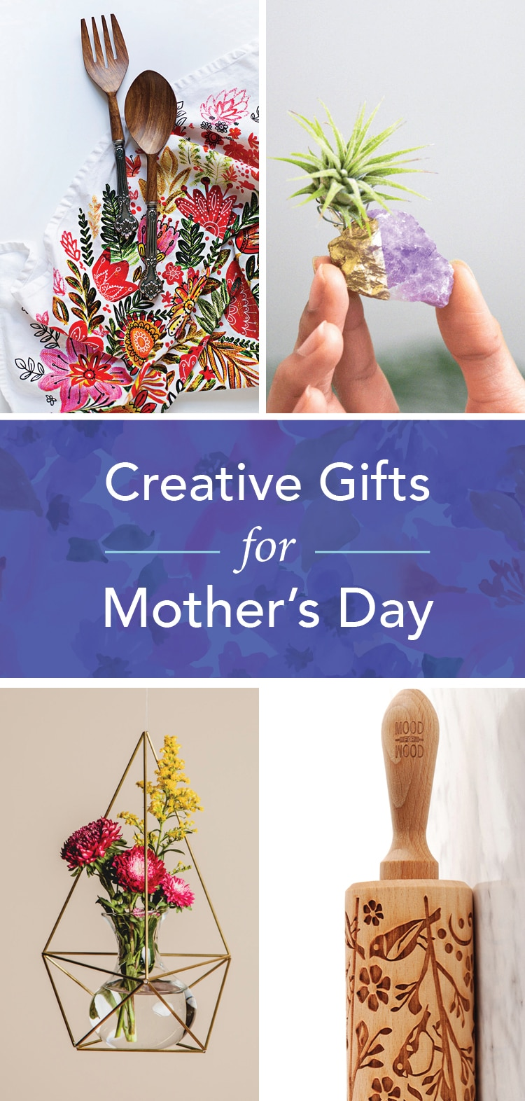 Creative Gift Ideas for Mother's Day