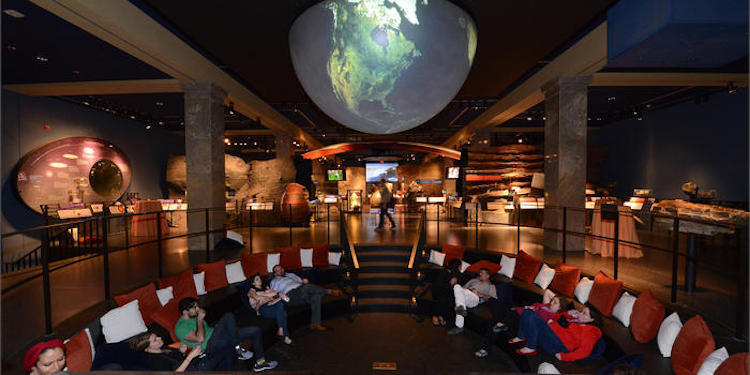 Museum Sleepovers American Museum of Natural History New York Night at the Museum