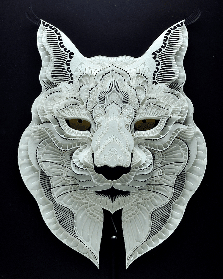 Paper Cut out Art