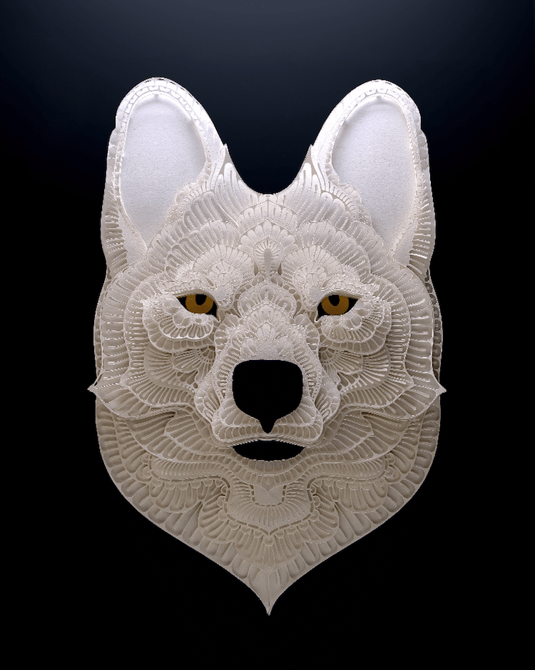 Amazing Paper Cutting Art