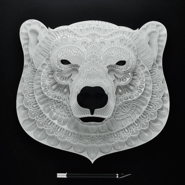 Paper Cutting Art