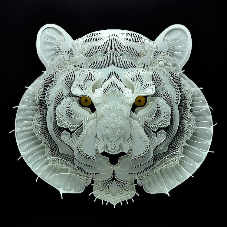 Paper Cut out Art
