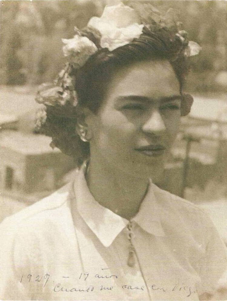 Rare Frida Kahlo Photos Frida Kahlo in the 1920s Frida Photos