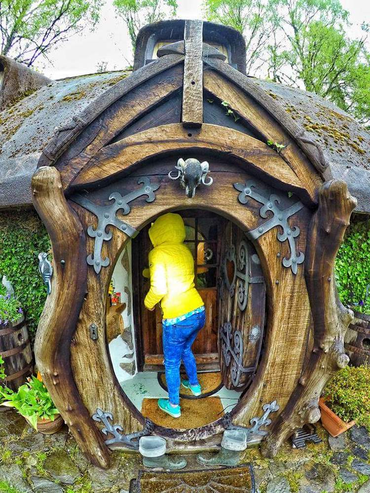 The Real Hobbit House