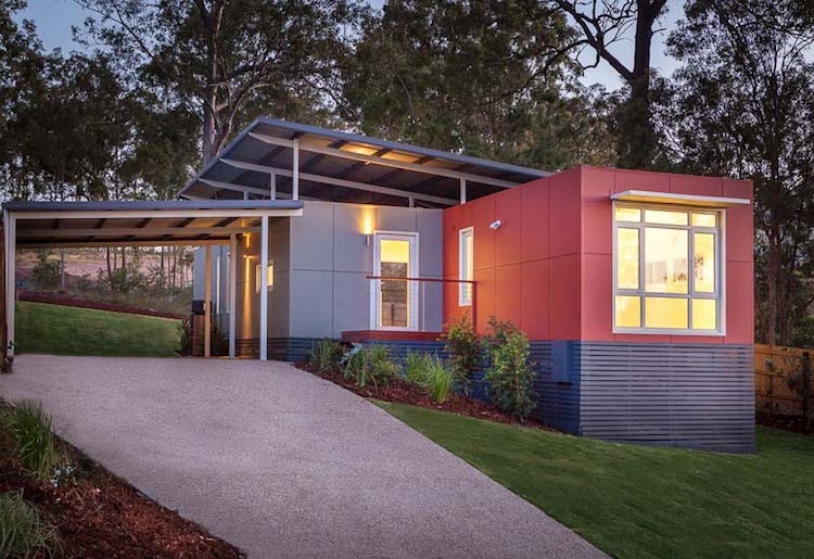 Modern shipping container homes are unique eco friendly dwellings - Shipping container homes chicago ...