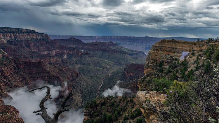 Grand Canyon Time-Lapse Video