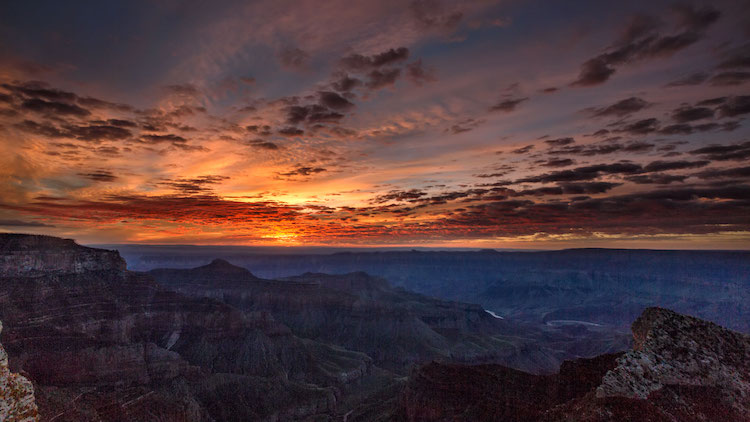 Grand Canyon Time-Lapse Video