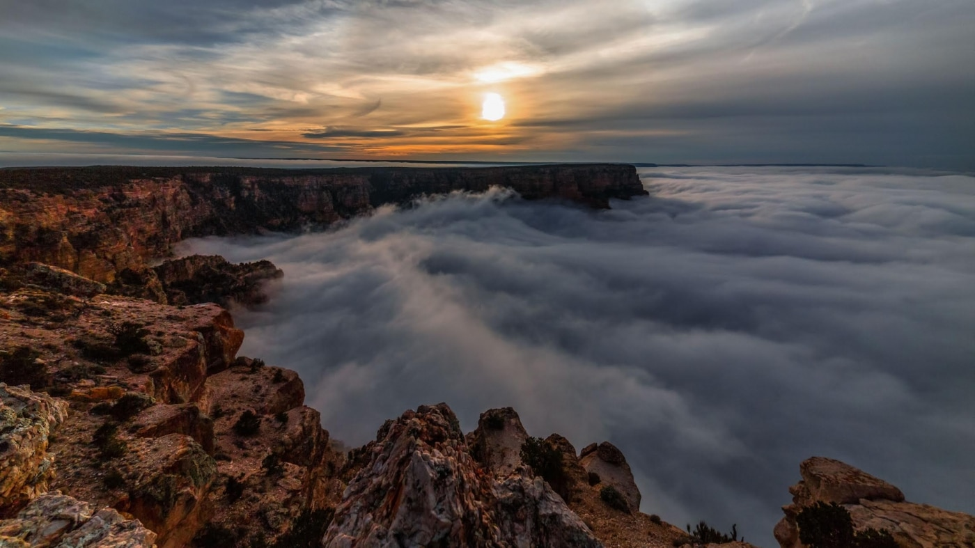 Time Lapse Grand Canyon