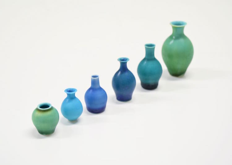 Small Ceramic Pots Ceramics Ceramic Vases Yuta Segawa