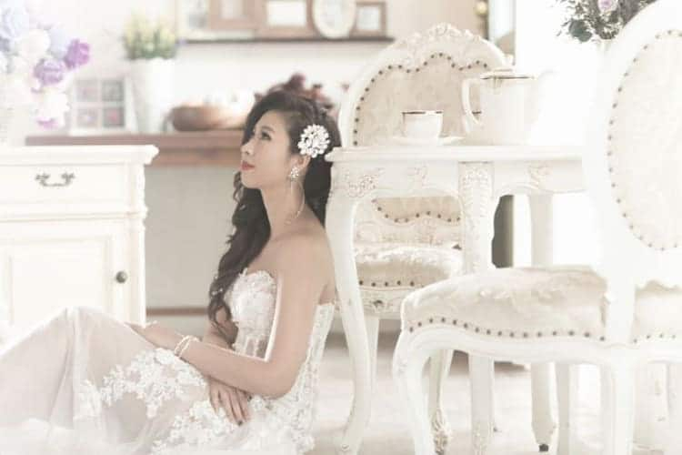 Solo Bridal Photos Wedding Photography Inspirational Photos Q May Chen