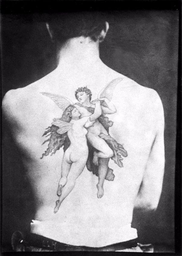 Sutherland Macdonald Historia del Tatuaje