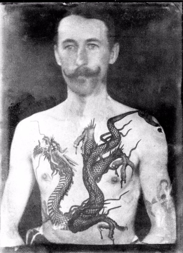 Sutherland Macdonald History of Tattoos