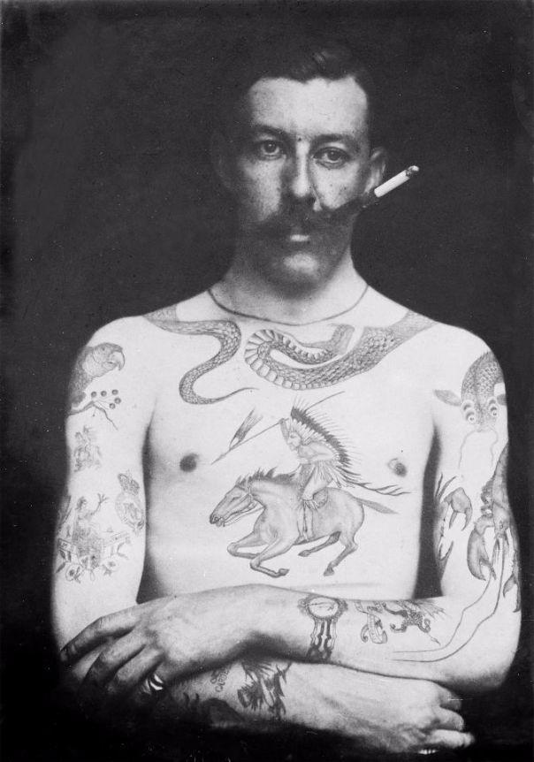 Sutherland Macdonald tattoo history
