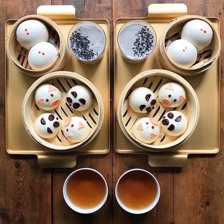 Symmetry Breakfast Food Photography Food Photographer Michael Zee