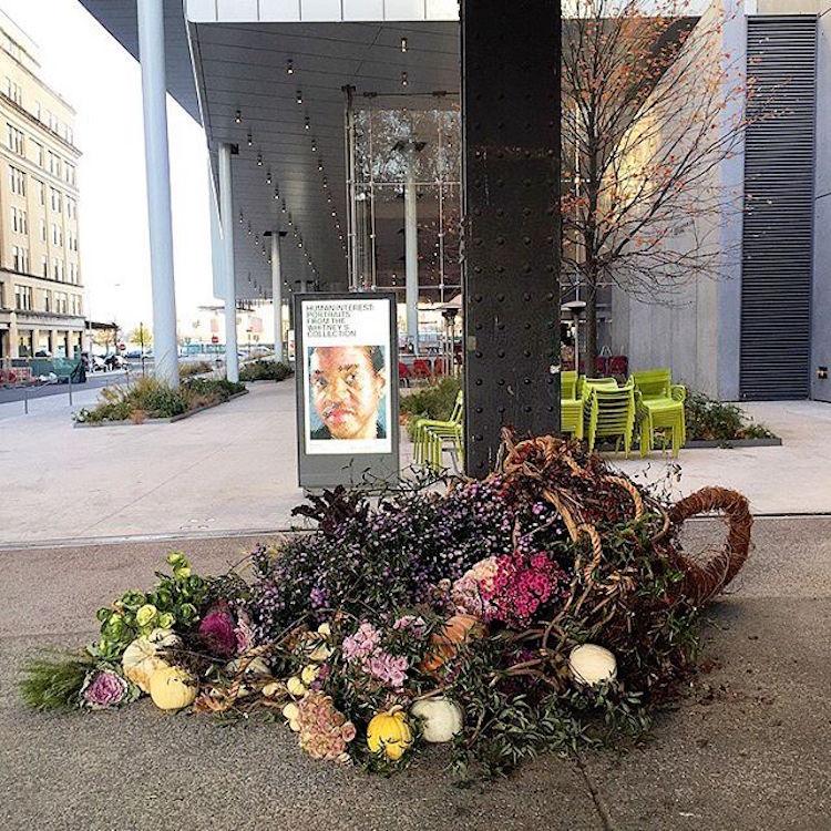 Designs floraux par maître fleuriste Lewis Miller