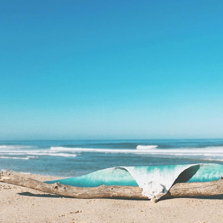 Wave Art Driftwood Sculpture Ocean Waves Johny Surf Art