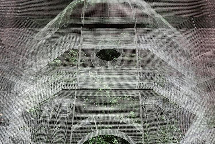 Wire Mesh Architecture Wire Mesh Architecture Edoardo Tresoldi