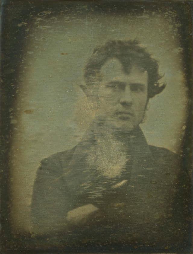 oldest self portrait