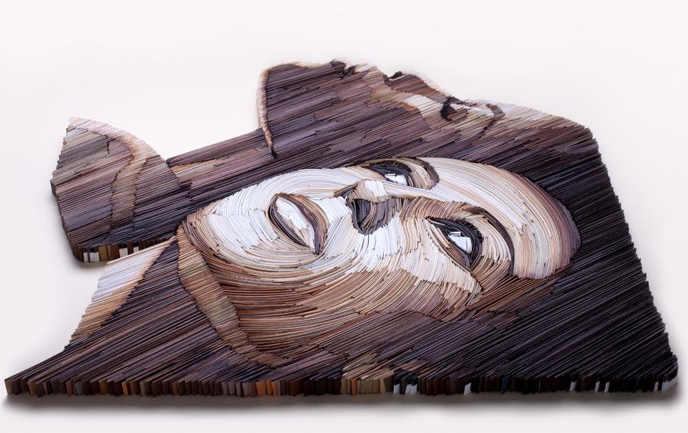 Creative Paper Quilling Art by Yulia Brodskaya