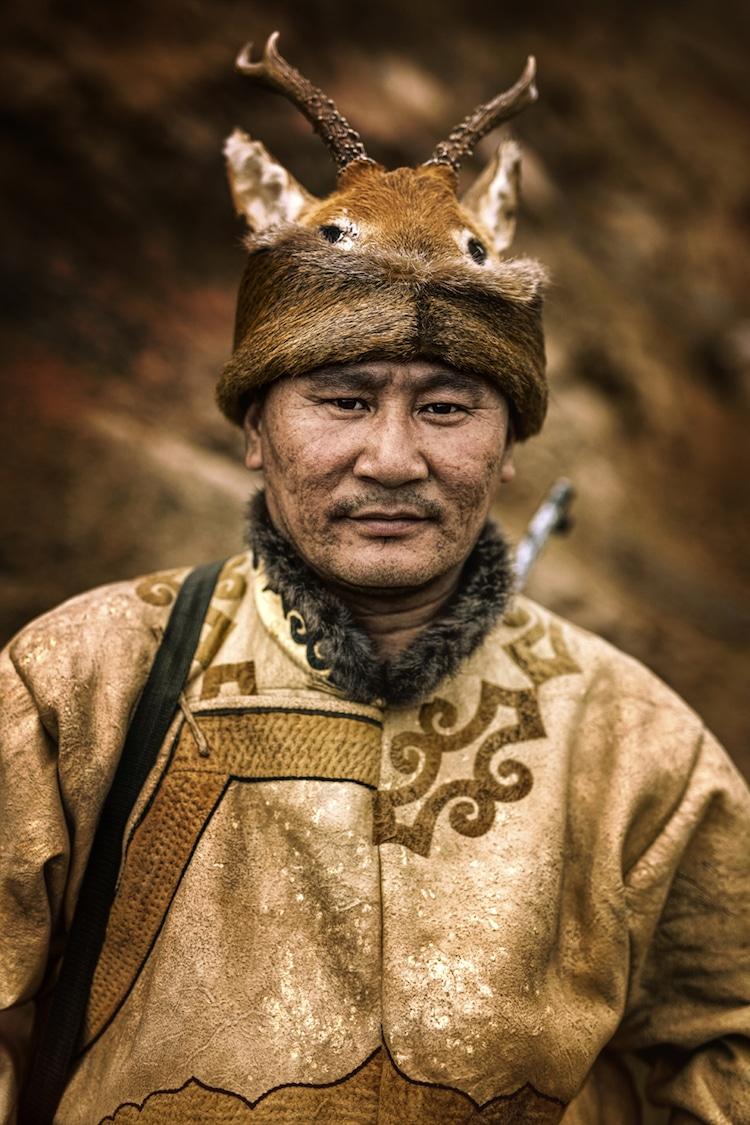 orogen tribe mongolia