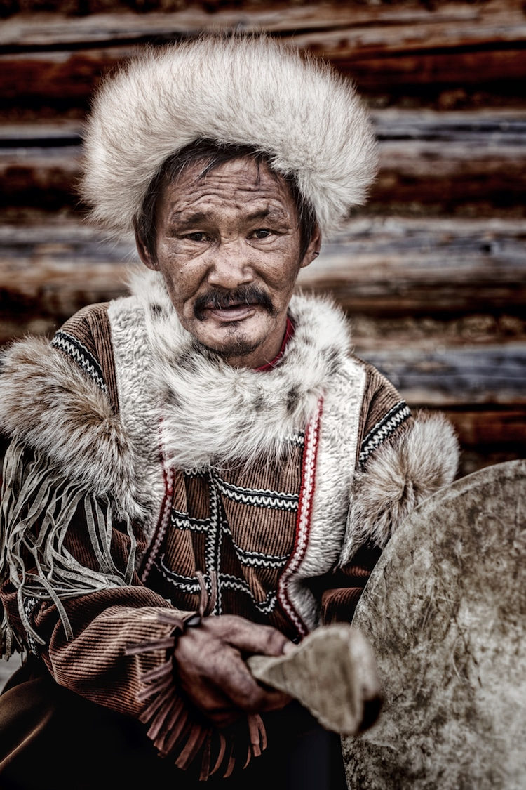 Toflar people siberia