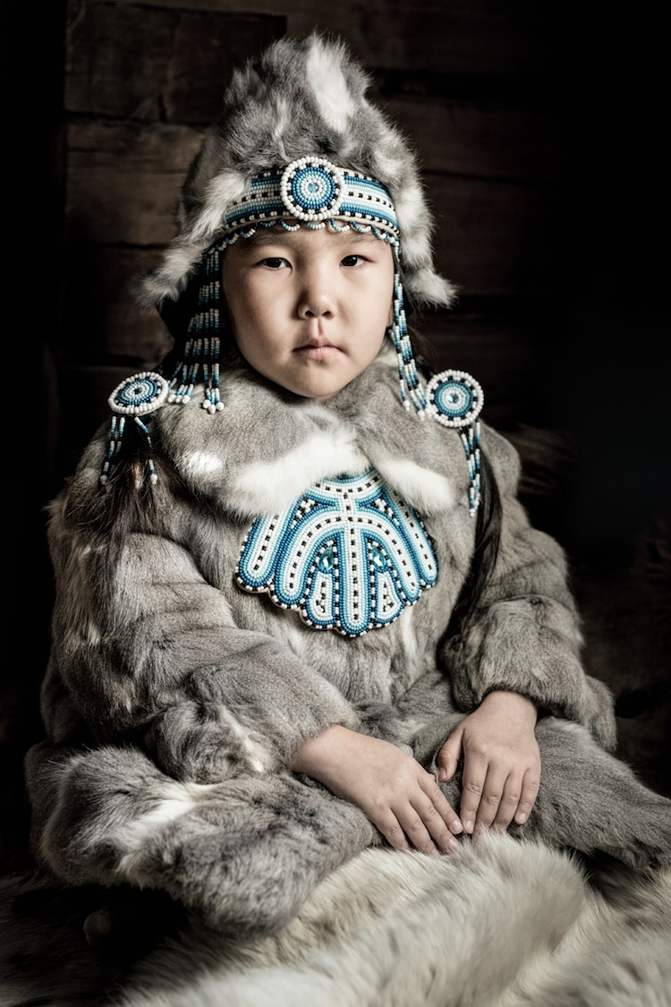 Evenki people siberia