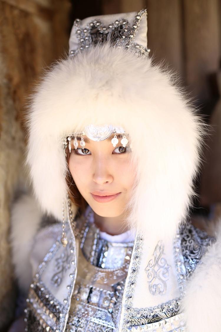 Sakha Girl siberia russia