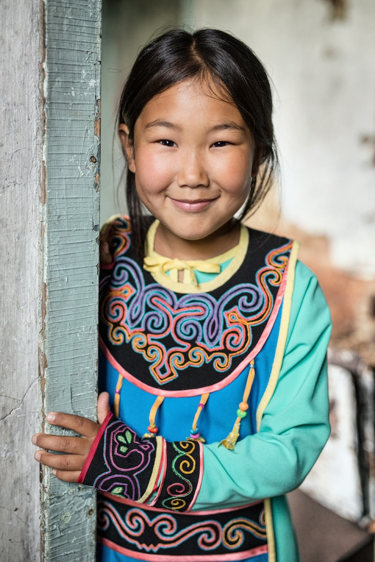 Uilta people siberia russia