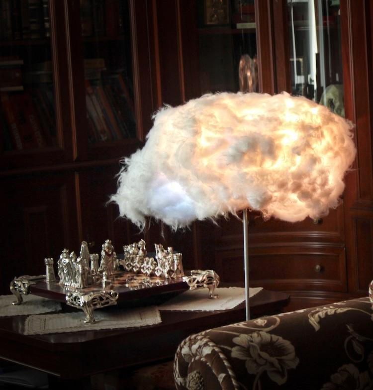 2cha smart cloud lamp