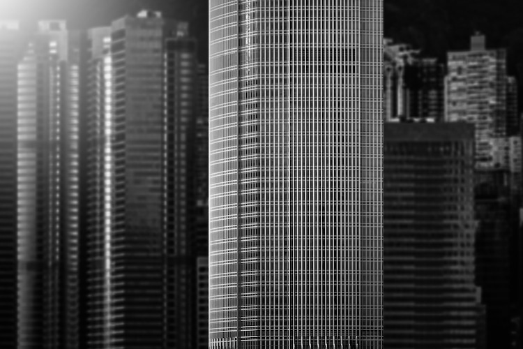 alessio forlano black and white architecture photography
