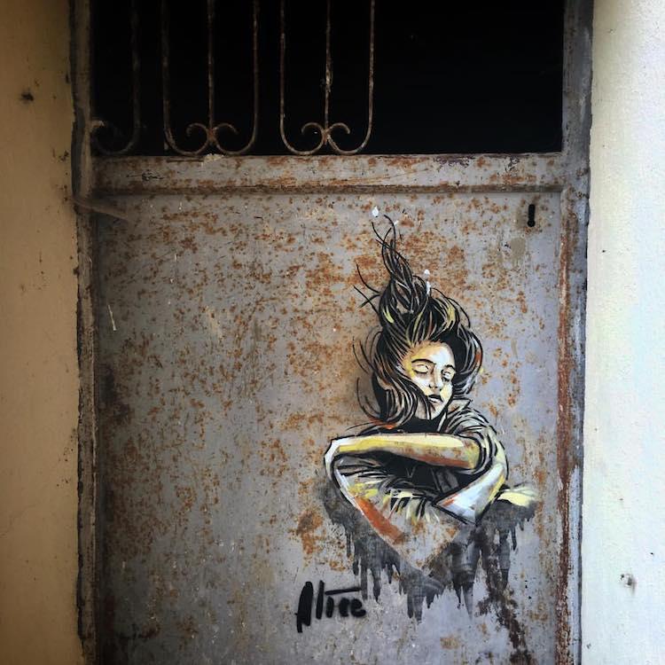 alice pasquini astreet art civitacampomarano